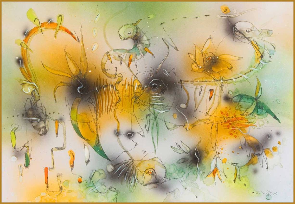 06-secret-garden-cm70-x-cm100-ink-on-paper-2006